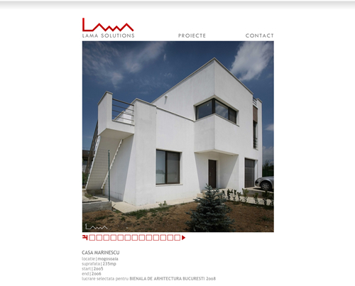 Lama Solutions - site